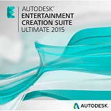 AUTODESK Entertainment Creation Suite Ultimate 2015 [793G1-938711-1001] - Software Animation / 3D Licensing